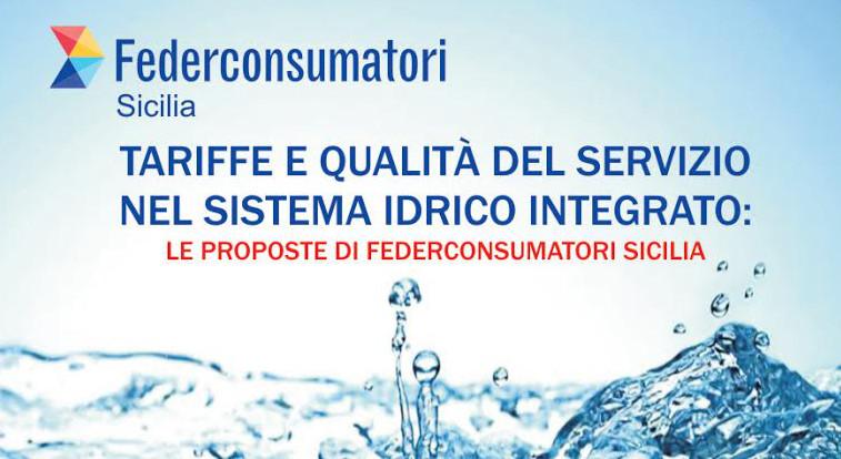 federconsumatori sicilia convegno acqua pubblica palermo
